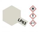 LP-63 Titanium Silber glänz. 10ml (VE6)