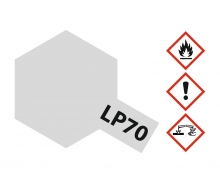 tamiya LP-70 Aluminium glzd. 10ml