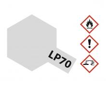 LP-70 Aluminium glzd. 10ml (VE6)