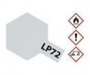 tamiya LP-72 Mica Silber glz. (Glim.)10ml