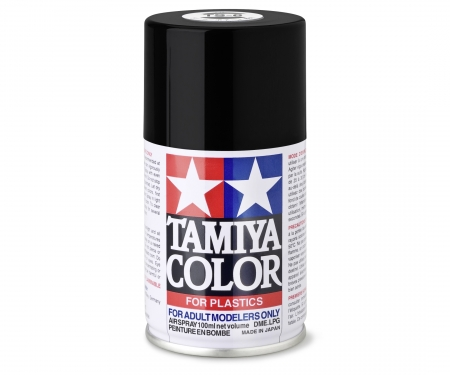 tamiya TS-6 Flat Black 100ml