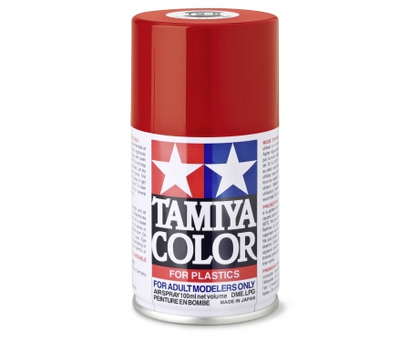 tamiya TS-8 Italian Red Gloss 100ml
