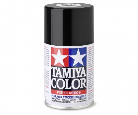 tamiya TS-14 Black Gloss 100ml