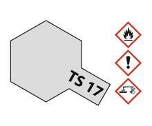 tamiya TS-17 Aluminum Silver Gloss 100ml