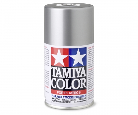 TS-17 Aluminum Silver Gloss 100ml