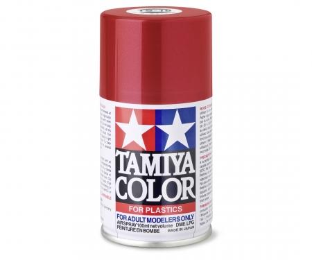 tamiya TS-18 Metallic Red Gloss 100ml