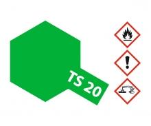 tamiya TS-20 Metallic Green Gloss 100ml