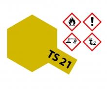 tamiya TS-21 Gold Gloss 100ml