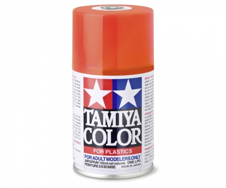 tamiya TS-36 Flourecent Red Gloss 100ml