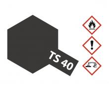 tamiya TS-40 Metallic Schwarz glänzend 100ml