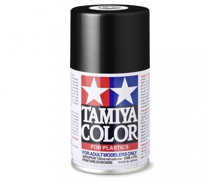 tamiya TS-40 Metallic Black Gloss 100ml