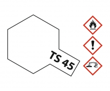 tamiya TS-45 Perlweiss glänzend 100ml