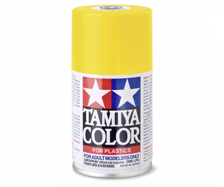tamiya TS-47 Chrome Yellow Gloss 100ml