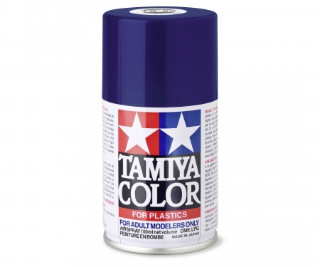 tamiya TS-53 Deep Metallic Blue Gloss 100ml