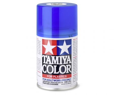 tamiya TS-72 Clear Blue Gloss 100ml