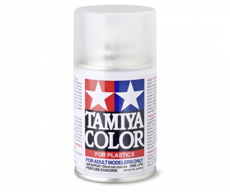 tamiya TS-79 Semi Gloss Clear 100ml