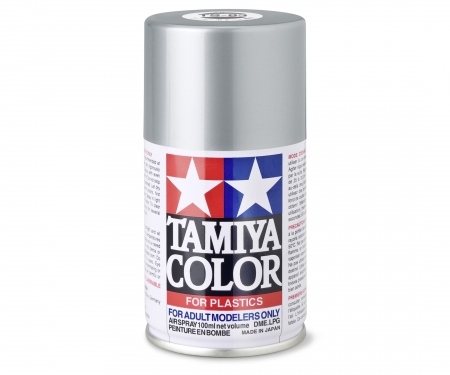 tamiya TS-83 Metallic Silver Gloss 100ml