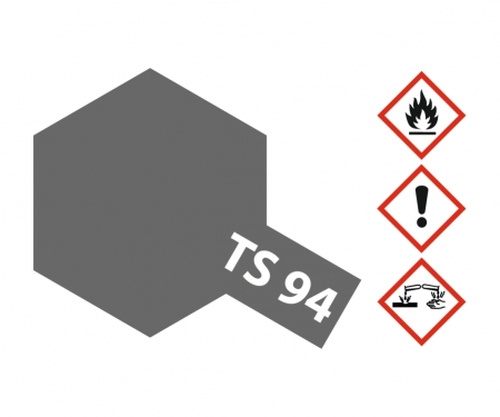 tamiya TS-94 Metallic Gray gloss 100ml