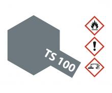 tamiya TS-100 Gunmetall hell seidenmatt 100ml