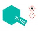 tamiya TS-102 Cobalt Green