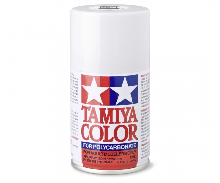 tamiya PS-1 White Polycarbonate 100ml