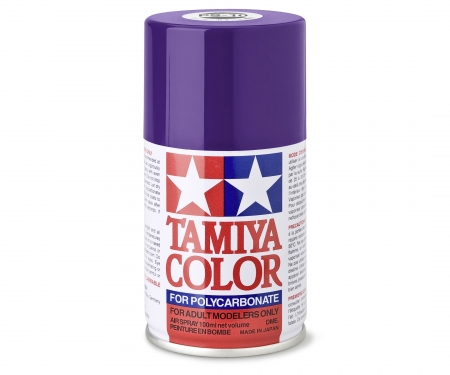 tamiya PS-10 Purple Polycarbonate 100ml