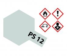 tamiya PS-12 Silver Polycarbonate 100ml