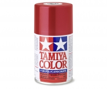tamiya PS-15 Metallic Red Polycarbonate 100ml