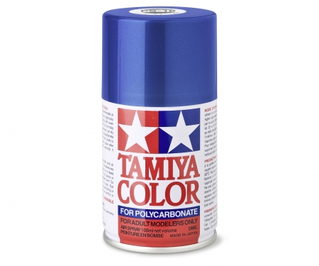 tamiya PS-16 Metallic Blue Polycarbonate 100ml