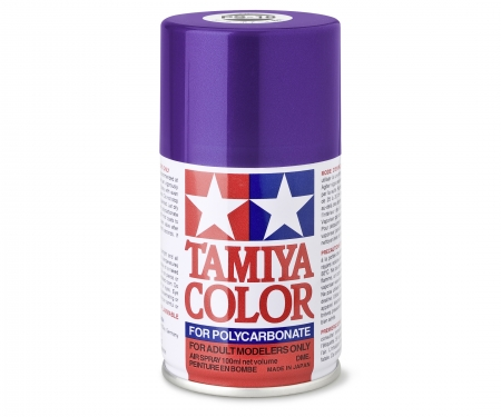 tamiya PS-18 Metallic Purple Polycarb. 100ml