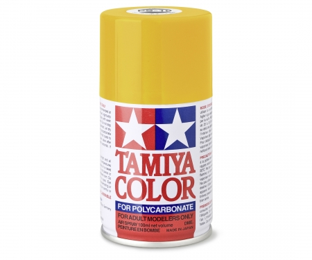 tamiya PS-19 Camelyellow Polycarbonate 100ml
