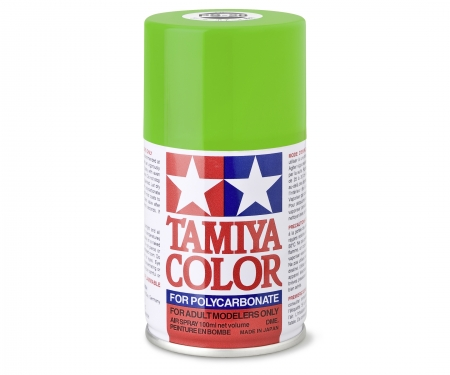 tamiya PS-28 Flourescent Green Polycarb. 100ml