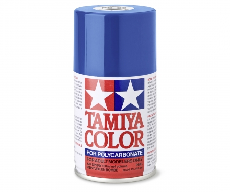 tamiya PS-30 Brillant Blue Polycarbonate 100ml