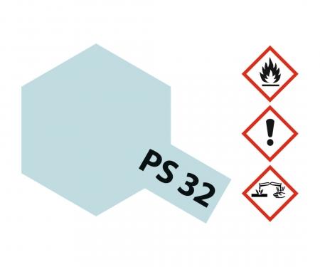 tamiya PS-32 Corsa Grey Polycarbonate 100ml