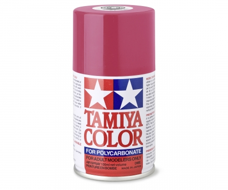 tamiya PS-33 Cherry Red Polycarbonate 100ml