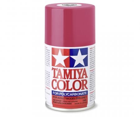 tamiya PS-33 Cherry Red Polycarbonate 100ml