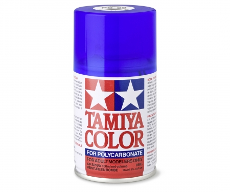 tamiya PS-38 Translucent Blue Polyc. 100ml