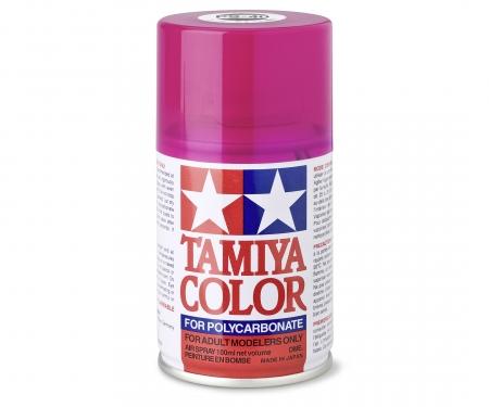 tamiya PS-40 Translucent Pink Polyc. 100ml