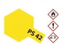 tamiya PS-42 Translucent Yellow Polyc. 100ml