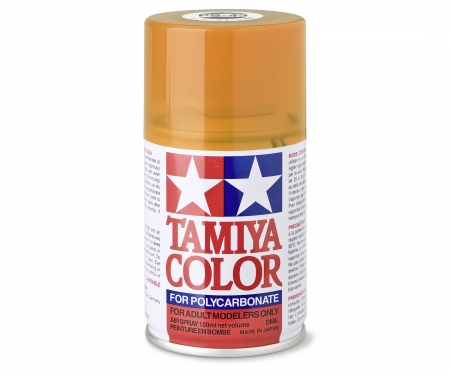 tamiya PS-43 Translucent Orange Polyc. 100ml