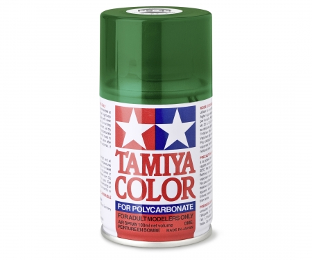tamiya PS-44 Translucent Green Polyc. 100ml