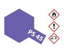 PS-45 Translucent Purple Polyc. 100ml