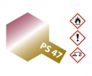 tamiya PS-47 Iridescent Pink-Gold Polyc. 100ml