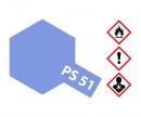 PS-51 Purple Anodized Effect Polyc.100ml