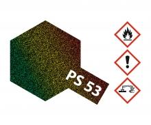 PS-53 Lame Flake Transp.schil.Poly.100ml