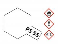 tamiya PS-55 Flat Clear Polycarbonat 100ml
