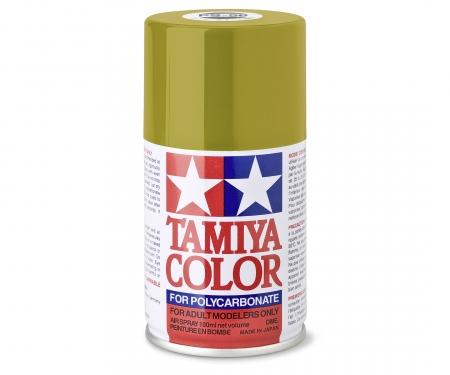 tamiya PS-56 Mustard Yellow Polycarb. 100ml