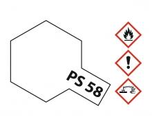 tamiya PS-58 Pearl Clear Polycarbonate 100ml