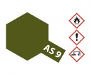 AS-9 Flat Dark Green (RAF) 100ml