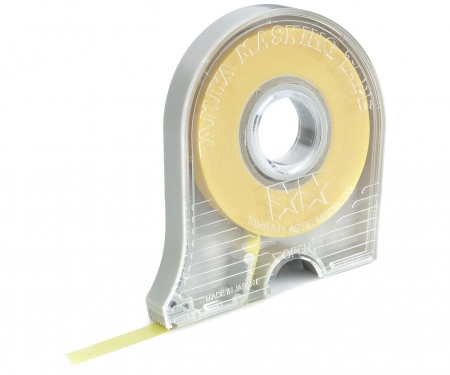 tamiya TAMIYA Masking Tape 6mm/18m w/dispender